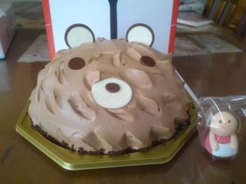 くまさんケーキ.JPG